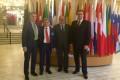 Moldova/ Lupu și Ghimpu la Parlamentul European