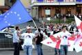 """UE-Georgia/ Liberalizarea regimului de vize pentru georgieni """"până la începutul verii"""""""