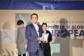 Succes de marcă pentru revista de informare și analiză EuroPunkt/ Reprezentața Comisiei Europene acordă premiul pentru editorial colegului Liviu Iancu | FOTO