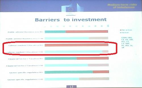 """Şefa reprezentanţei Comisiei în România: """"Deşi ţara creşte, cetăţeanul rămâne la fel de sărac"""""""