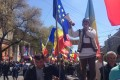 Chişinău/ Proteste violente împotriva lui Vladimir Plahotniuc