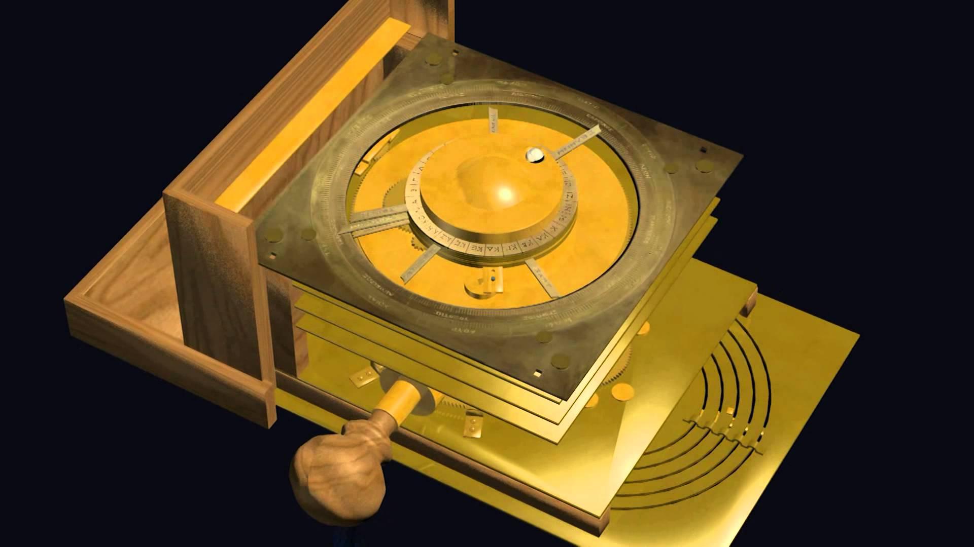 07e1 - Mecanism