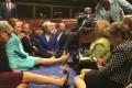 SUA/ Formă neobişnuită de protest a congresmenilor pentru interzicerea armelor de foc