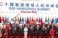 Summit-ul G20/ Theresa May, marginalizată în fotografia de grup, după Brexit