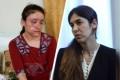 Supravieţuitoarele violenţelor ISIS, câştigătoarele premiului Saharov acordat de Parlamentul European