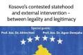 #ExploringEasternEurope/ Ateliere și dezbateri cu experți internaționali, organizate de masteranzii SNSPA
