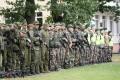 """Ţările baltice/ Grupări paramilitare patriotice contra """"omuleţilor verzi"""" ai lui Putin"""