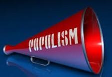 Populismul și integrarea europeană în Moldova