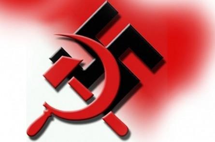 """""""Ciumă roşie"""" vs. """"manifestaţie nazistă"""". Când scoatem cuţitele şi topoarele?"""