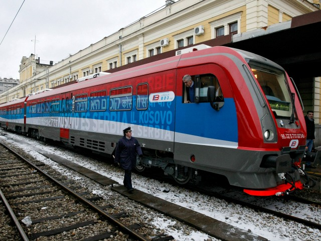 Inf. 332 - Tren Kosovo Serbia