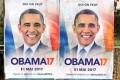 Anti-sistem/ 40.000 de oameni susţin candidatura lui Barack Obama la preşedinţia Franţei
