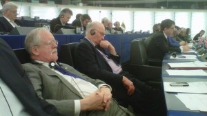 MEP doarme