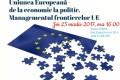 SNSPA/ Masă rotundă la aniversarea a 60 de ani de UE