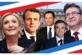Sondaje de opinie în Franţa/ 4 candidaţi în cursa strânsă, Macron o depăşeşte pe Le Pen