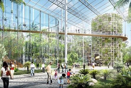 Shanghai/ Zgârie-nori construiţi pentru agricultura pe verticală