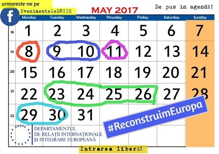 Eveniment 29 - Agenda