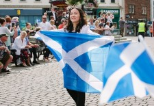 Sondaj de opinie/ Scoțienii sunt mai hotărâți ca niciodată să obțină independența față de Londra
