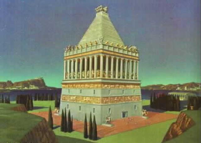 13 - Olivier Henry - Bodrum Mausoleu