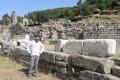 """Interviu/ Olivier Henry, director al sitului carian Labraunda: """"Este un sit esenţial pentru sud-estul Mării Egee, foarte atractiv pentru turiştii veniţi în Turcia"""""""