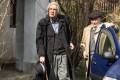 """Din nou împreună: Marcel Iureş şi Victor Rebengiuc  sunt cei mai buni prieteni, în filmul """"Octav"""""""