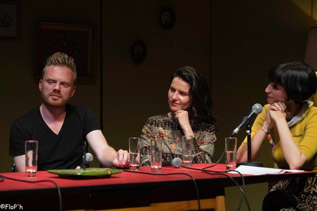 Oana Bogdan la Festivalul Sustenabilitate