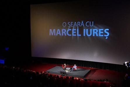 Eveniment 45 - O seara cu Marcel Iures