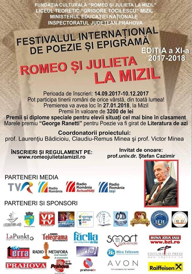 Eveniment 46 - Romeo si Julieta la Mizil