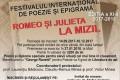 """Au început înscrierile pentru festivalul """"Romeo şi Julieta la Mizil"""", ediţia a XI-a!"""