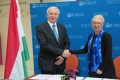 Ministerul de Externe/ Ungaria va susține candidatura României la OCDE