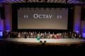 """4.000 de spectatori la premiera de gală a filmului """"Octav"""", cu Marcel Iureş şi Victor Rebengiuc"""