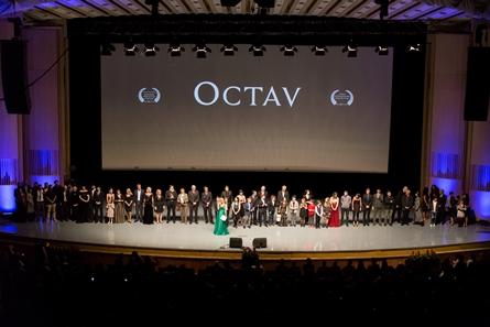 Eveniment 49 - Echipa filmului Octav