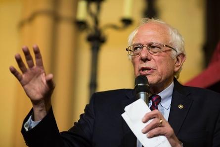 Inf. 515 - Bernie Sanders