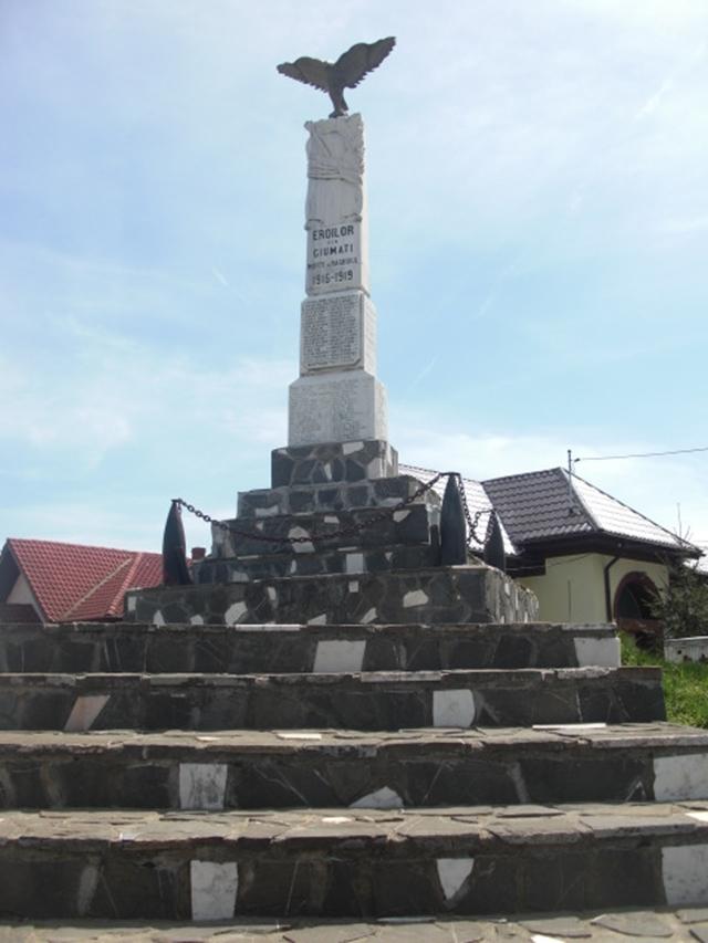 Monumentul eroilor din Olari