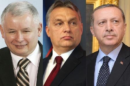 116 - Kaczynski Orban Erdogan