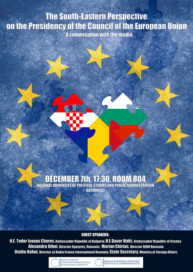 Eveniment 59 - Conferinta Presedintie UE