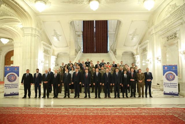 MaPN: Bucharest 9 Initiative (B9) - Family photo