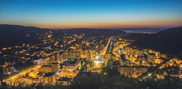 VIDEO. Reșița, un nou model de dezvoltare urbană pentru oraşele mici şi mijlocii din România