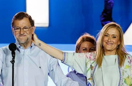Inf. 593 - Cifuentes Rajoy Spania