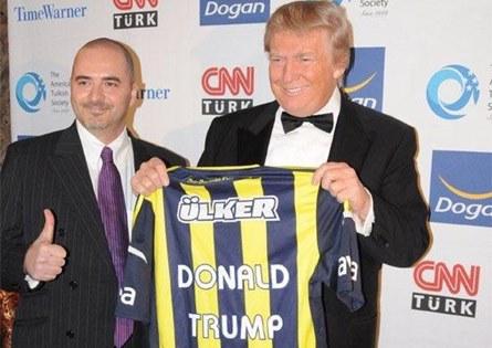Inf. 601 - Trump fotbal SUA