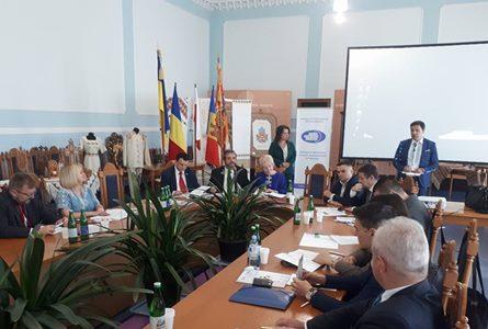 Eveniment 80 - Cernauti Ucraina conferinta 1