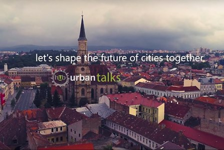 Eveniment 82 - Urban Talks Uhub orase