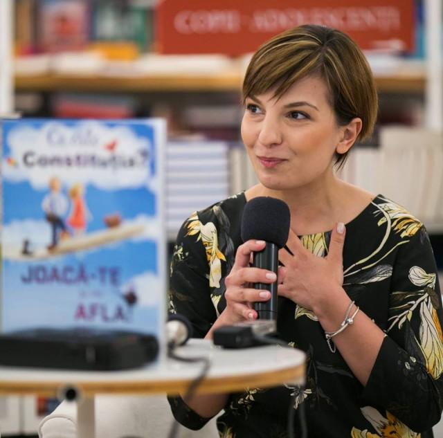 """INTERVIU Elena Calistru, președintă Funky Citizens: """"Ne-am obișnuit ca rezultatul să apară imediat"""""""