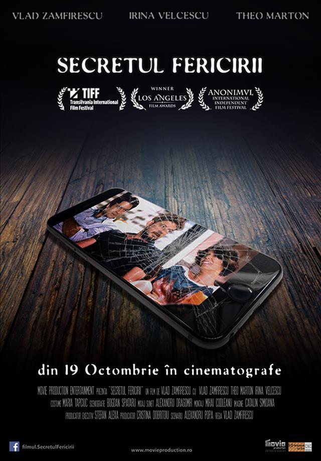 Eveniment 91 - Afis film Secretul Fericirii