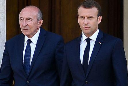 Reforma europeană promisă de Macron, periclitată de demisia ministrului său de interne