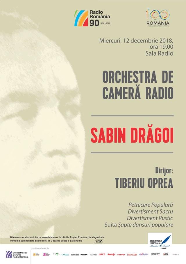 Eveniment 107 - Sabin Dragoi_Sala Radio 12 dec