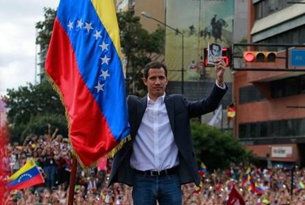 O delegaţie a Parlamentului European se deplasează în Venezuela, pentru o întâlnire cu Juan Guaidó