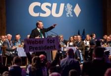 Manfred Weber lansează campania pentru europarlamentare la Atena