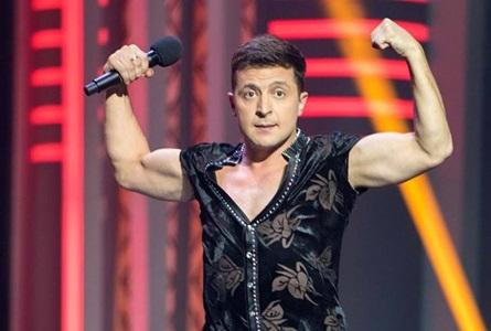 Ucraina, exit poll-uri/ Comediantul Zelenski a fost ales preşedinte cu 73% din voturile exprimate