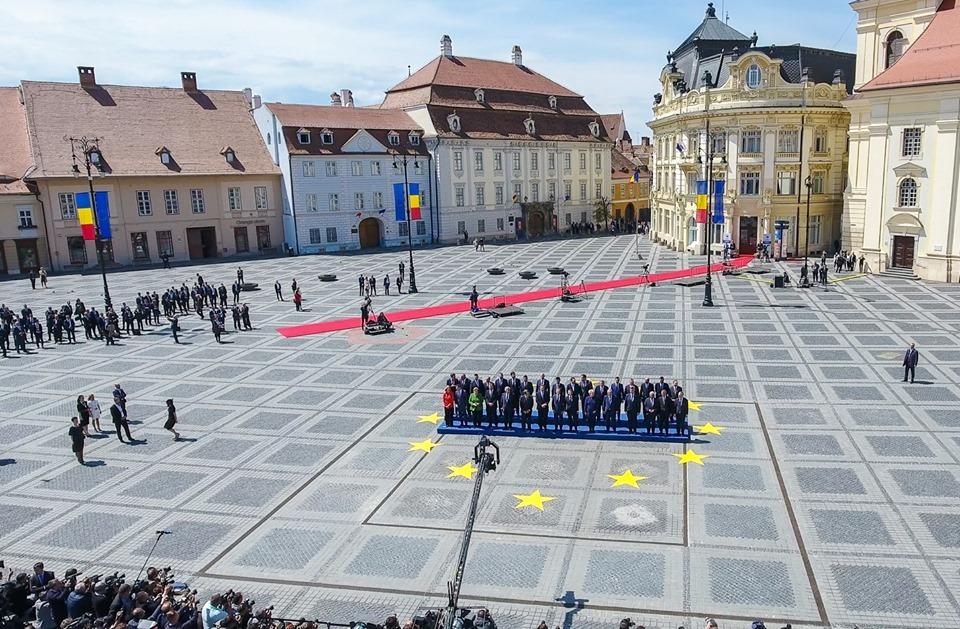 138 - Sibiu summit