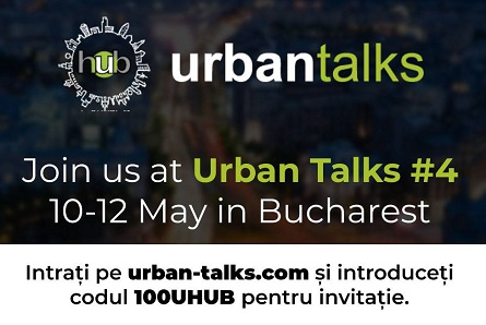 Eveniment 115 - Urban Talks